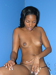 Black girl sucks white dick interracial gloryhole