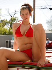 Zoey Lee Red Hot Arizona