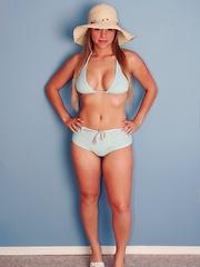Dawson Miller In A House Bikini
