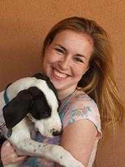 Mattie Borders Pup Pup Power