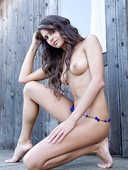Armed with a naughty smile and innocent look, Astrud is very tempting and exciting