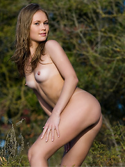 Tender and sweet little monster of a girl , she is delicate and nude and oh my goodness.