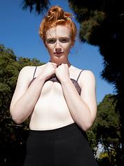 Bree Abernathy Ginger Yoga