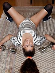 Taylor Salem Home Workouts
