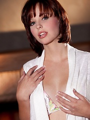Hayden Winters - has some of the most amazing natural breast we have ever seen