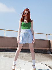 Haley Gladwell Secret Roof
