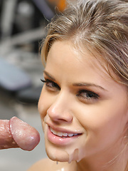 Jessa loves to rides dick more than she loves to work out