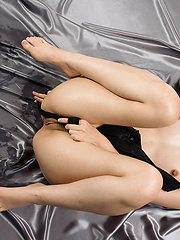 JA model Sakura Sena legs pictures
