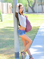 Jody Skinny Teen Outdoors