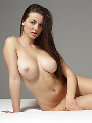 She is sexy, she is hot and she has big horny tits! What do you want more??