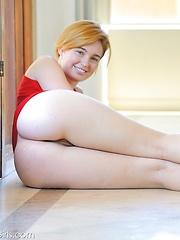 Jodi sexy red dress