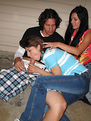 Watch these hot horny teenies get fucked in these hot party ex girlfriend revenge pics
