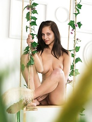 Lydia A is an exquisite beauty with adorably puffy nipples, a cheerful, fun-loving vitality, and youthful allure with just the right amount of womanly sensuality.