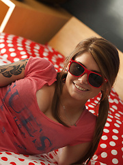 Sunglasses In Bed