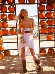 Kenna James Pumpkin Patch