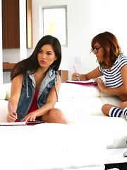 Watch welivetogether scene extra wet featuring shyla jennings browse free pics of shyla jennings from the extra wet porn video now